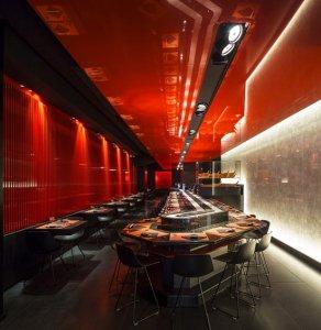 寿司餐厅铝单板,禅宗幕墙铝单板