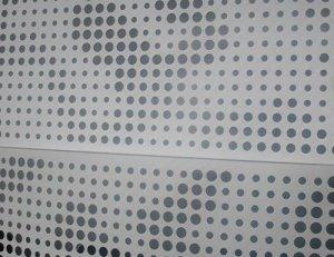 <b>铝单板幕墙厂家—穿孔铝单板</b>