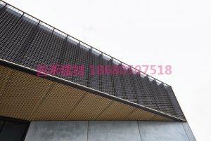 <b>海宁4S店外墙装饰铝网板、吊顶铝</b>