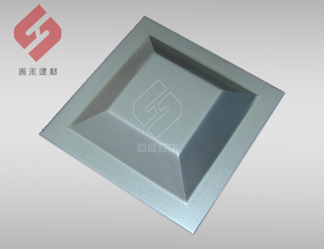 善禾天花-造型铝单板幕墙