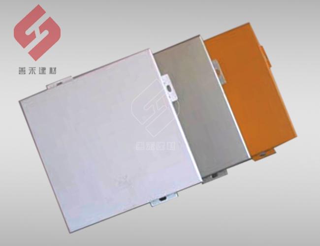 善禾天花-外墙铝单板价格-木纹铝