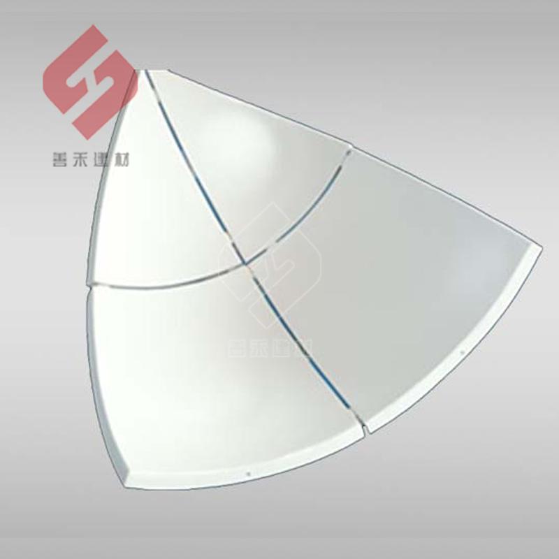 江苏弧形铝单板吊顶、铝单板厂家